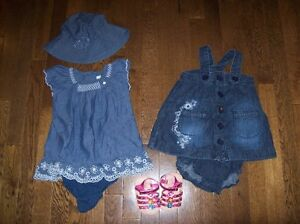 The Children's Place Clothing & Sandals, 12 months