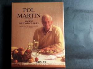 """CookBooks"" by POL MARTIN"
