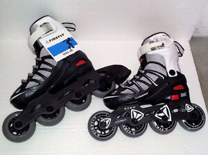 FIREFLY ROLLER BLADES INLINE SKATES YOUTH SIZE H40 JUNIOR ADJUST London Ontario image 1