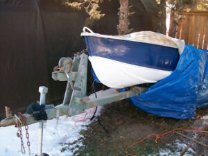 boat/motor/trailer