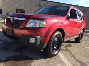 2008 Mazda Tribute CUIR AWD TOIT OUVRANT AUTOMATIC
