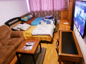 *+* fully furnished, clean, nice with the new renovation *+*