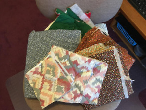 Cotton Quilt Fabric- Beautiful Pieces - daw