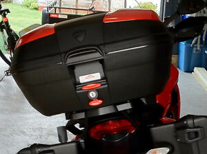 Top case Ducati Multistrada