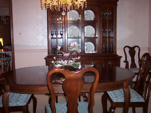Cherrywood Dining Room Furniture Set New Price Kitchen Dini