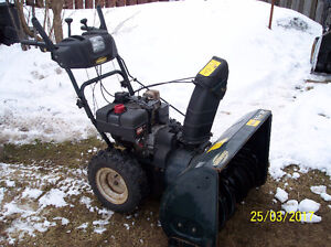 reconditioned snowblower