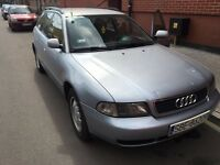 Audi a4 estate 2.4 petrol LPG LHD polish