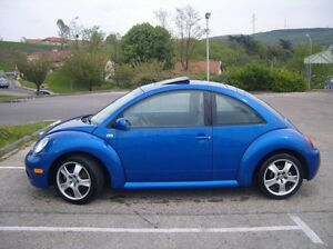 Beetle 1.8 turbo booster 250 hp