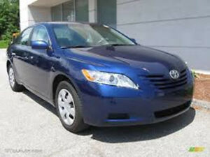 2007 Toyota Camry CALL NOW! NEGOTIABLE!