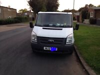Low miles 2012 FORD TRANSIT 100ps t280