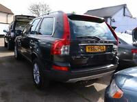 2011 Volvo XC90 2.4 D5 Turbo Diesel 197 BHP SE Geartronic 6 Speed Auto AWD 4x4 4