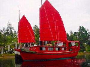 ONE of most prestigious , hosting boats in Canada MAKE A OFFER