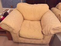 2 x Armchairs