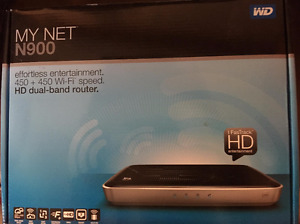 WD Dual Band Wireless Router