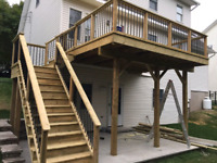 Decks, Garages, Whole Home Renos