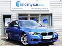 2012 62 BMW 318 2.0TD 143 d M Sport Start/Stop FSH