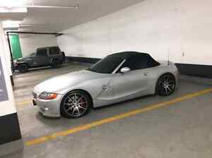 2003 BMW Z4 3.0i    AC-Schnitzer Signature Package - Convertible