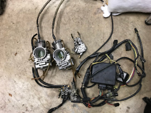 2005 Arctic Cat Sno Pro 440 Parts