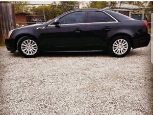 2012 Cadillac cts luxury edition 3.0 awd