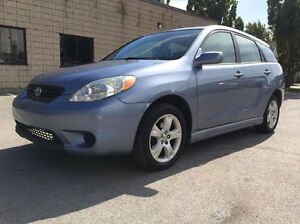 2005 TOYOTA MATRIX XR MODEL AUTOMATIC