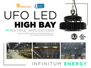 Space Series LED High Bay