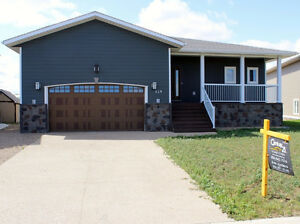 Beautifully Finished Executive Home in Weyburn's North End!
