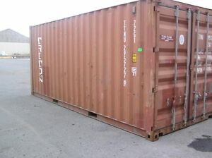 Used & New Sea Shipping Containers