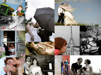 Need a Photographer? Wedding, Engagement, Boudouir, Family