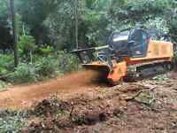 Land clearing! !