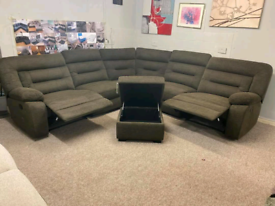 Beautiful brand New Harvays kinman corner sofa