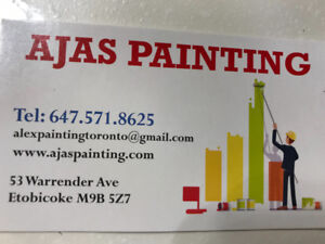Professional Painting Service in ALL GTA,Bedr