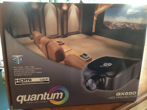 LED Projector sale or trade