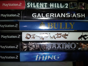 ORIGINAL GAMES IN NTSC FOR SALE!!!!!!!!!!!!