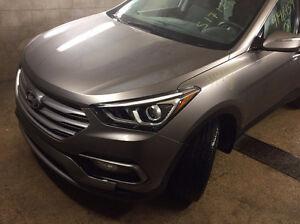 2017 Hyundai Santa Fe SUV, Crossover