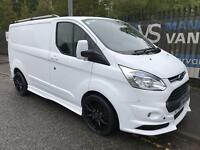 2014 64 FORD TRANSIT CUSTOM 2.2 290 LIMITED LR 125 BHP RS STYING PACK AIR CON