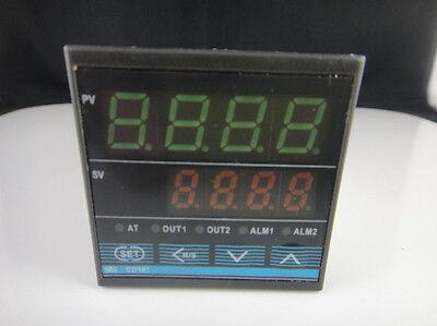 Dual Digital Pid Temperature Controller Control Cd101