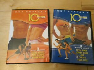 Exercise Videos - Prices Vary - Great Condition