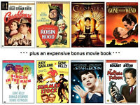 GONE WITH THE WIND, CASABLANCA, STAR IS BORN, ROBIN HOOD + more
