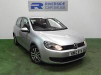 2011 60 VOLKSWAGEN GOLF 1.4 TWIST 3D 79 BHP
