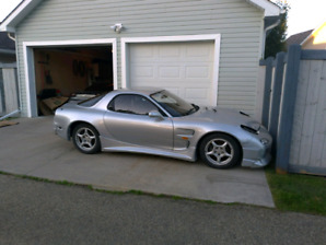 1992 Mazda FD RX7 - Chargespeed Widebody!