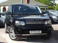 Land Rover Range Rover Sport 3.0TD V6 auto 2010MY HSE