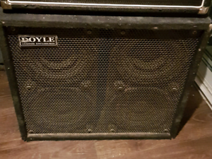Doyle 410 bass guitar cabinet