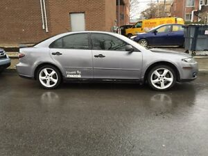 2007 MAZDA MAZDA6 GT FULLY LOADED AUTOMATIC