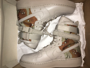 NIKE SF AIR FORCE 1 (DESERT CAMO)