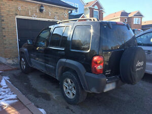 2003 Jeep Liberty Sport SUV, Crossover Priced for QUICK SALE