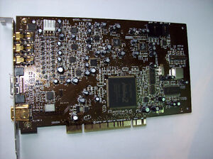 Carte de son Sound Blaster Audigy 2 zs platinum