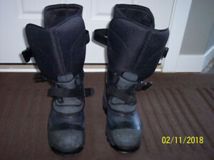 Winter Work/ Snowmobile Safety Boots