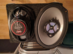 Sony XSGT6935A 6-Inch x 9-Inch Coaxial 3-way Speakers