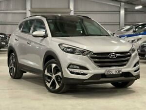 2016 Hyundai Tucson TLE Highlander D-CT AWD Silver 7 Speed Sports Automatic Dual Clutch Wagon Phillip Woden Valley Preview