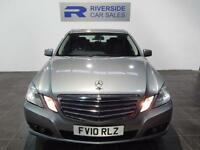 2010 10 MERCEDES-BENZ E CLASS 2.1 E250 CDI BLUEEFFICIENCY SE 4D AUTO 204 BHP DIE